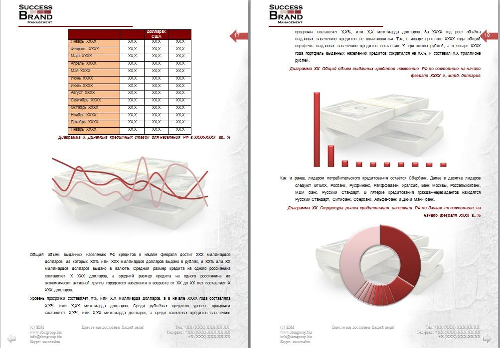 Анализ рынка онлайн кредитования