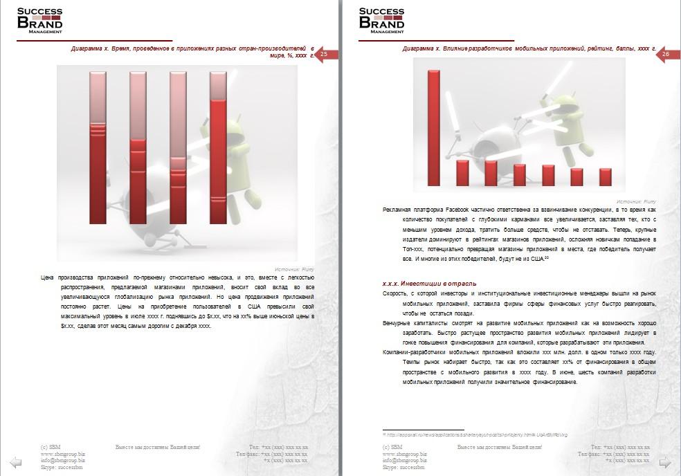 Анализ рынка мобильных социальных сетей