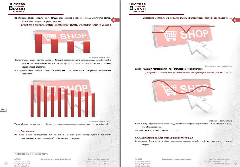 Анализ рынка конструкторов сайтов