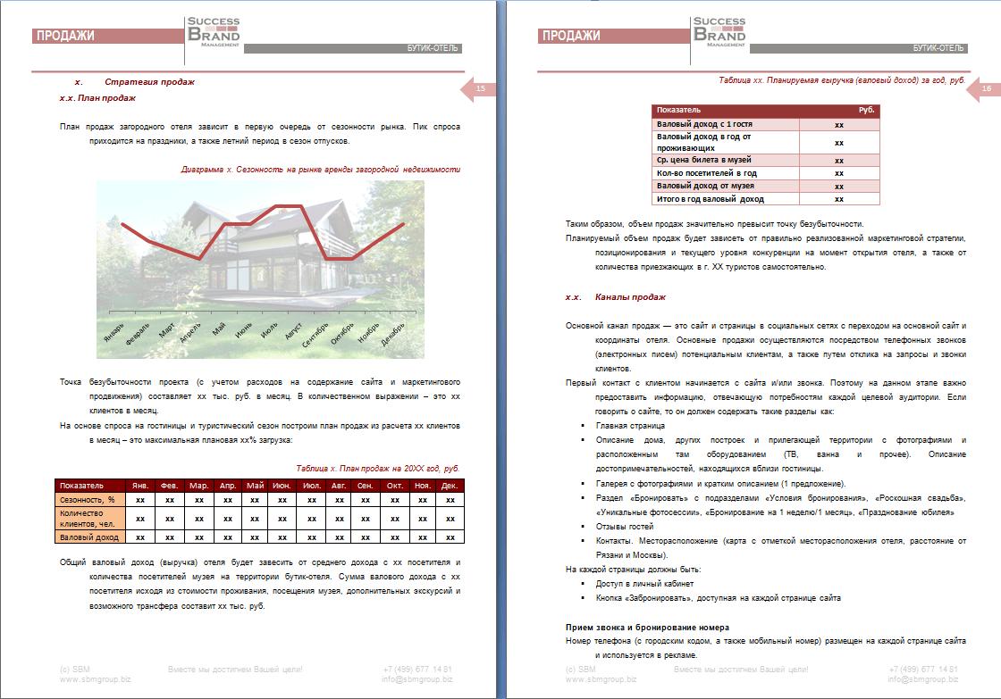 Анализ рынка внутреннего туризма